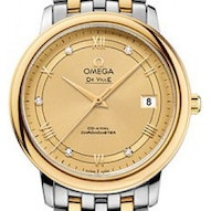 Omega De Ville Prestige Chronometer 37mm Automatic  - 424.20.37.20.58.002