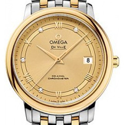 Omega De Ville Prestige Co-Axial - 424.20.37.20.58.002