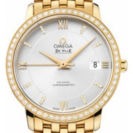 Omega De Ville Prestige Co-Axial Chronometer  - 424.55.37.20.52.002