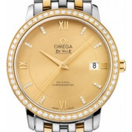 Omega De Ville Prestige Co-Axial Chronometer  - 424.25.37.20.58.001