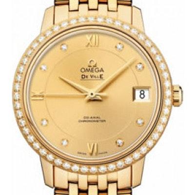 Omega De Ville Prestige Co-Axial - 424.55.33.20.58.001