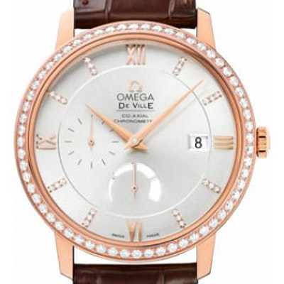 Omega De Ville Prestige Co-Axial Power Reserve - 424.58.40.21.52.002