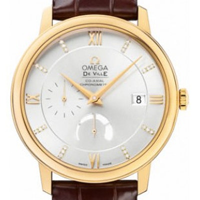 Omega De Ville Prestige Co-Axial Power Reserve - 424.53.40.21.52.001