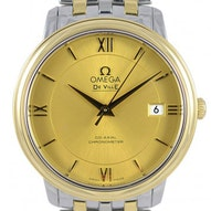 Omega De Ville Prestige Co-Axial Chronometer - 424.20.37.20.08.001