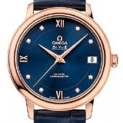Omega De Ville Prestige Co-Axial - 424.53.33.20.53.001