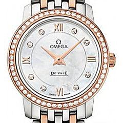 Omega De Ville Prestige Quartz - 424.25.24.60.55.002