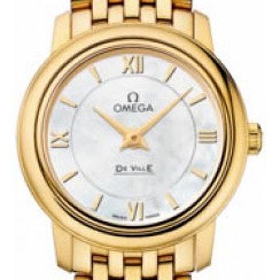Omega De Ville Prestige Quartz - 424.50.24.60.05.001
