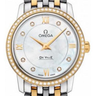 Omega De Ville Prestige Quartz - 424.25.27.60.55.001