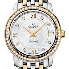 Omega De Ville Prestige Quartz - 424.25.24.60.55.001