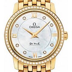 Omega De Ville Prestige Quartz - 424.55.27.60.55.001