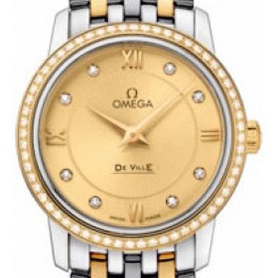 Omega De Ville Prestige Quartz - 424.25.27.60.58.001