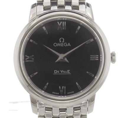 Omega De Ville Prestige Quartz - 424.10.27.60.01.001