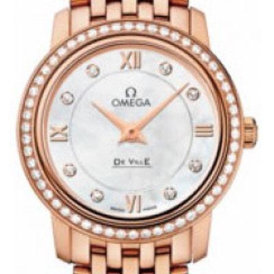 Omega De Ville Prestige Quartz - 424.55.24.60.55.002