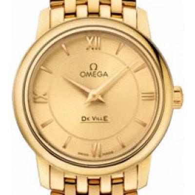 Omega De Ville Prestige Quartz - 424.50.27.60.08.001