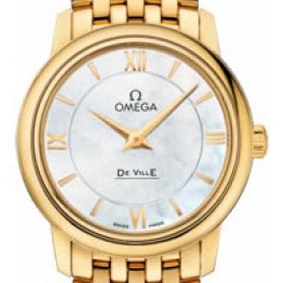 Omega De Ville Prestige Quartz - 424.50.27.60.05.001