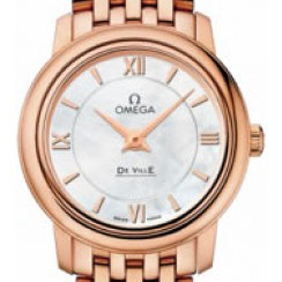 Omega De Ville Prestige Quartz - 424.50.24.60.05.002