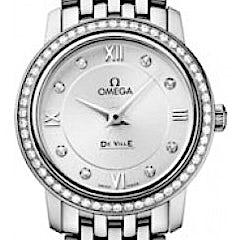 Omega De Ville Prestige Quartz - 424.15.24.60.52.001