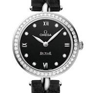 Omega De Ville Prestige Dewdrop Quartz  - 424.18.27.60.51.001