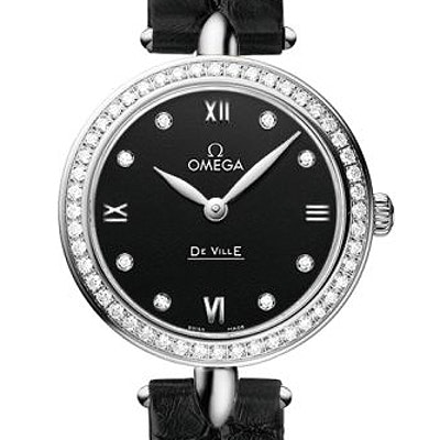 Omega De Ville Prestige Quartz - 424.18.27.60.51.001
