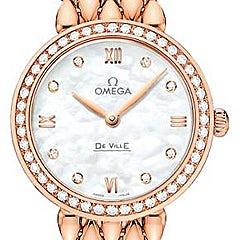 Omega De Ville Prestige Quartz - 424.55.27.60.55.004