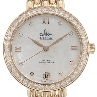 Omega De Ville Prestige Co-Axial - 424.55.33.20.55.007