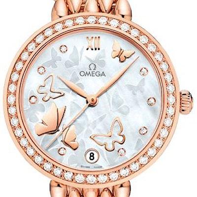 Omega De Ville Prestige Co-Axial - 424.55.33.20.55.006