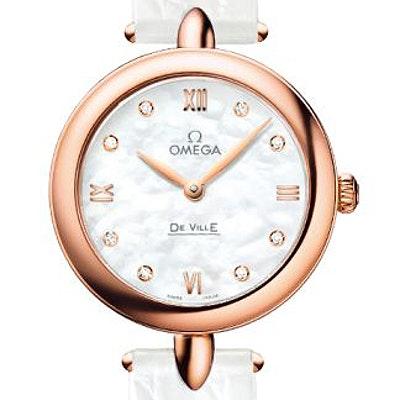 Omega De Ville Prestige Quartz - 424.53.27.60.55.002