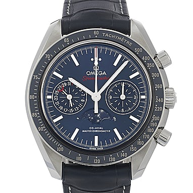 Omega Speedmaster Moonwatch Co-Axial Master Chronometer Moonphase Chronograph - 304.33.44.52.03.001