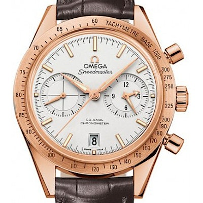 Omega Speedmaster 57 Co-Axial Chronograph - 331.53.42.51.02.002