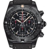 Breitling Chronomat 44 Blacksteel  - MB0111C3.BE35.253S