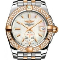 Breitling Galactic 36 Caliber 37 Automatic - C3733053.A724.376C