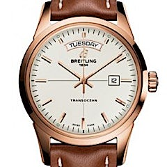 Breitling Transocean Day Date Caliber 45 Automatic - R4531012.G752.433X.R20BA.1