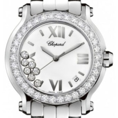 Chopard Happy Sport II Round - 278477-3008