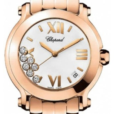 Chopard Happy Sport II Round - 277472-5001