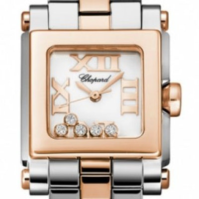 Chopard Happy Sport II Square Small - 278516-6002