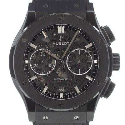Hublot Classic Fusion Aerofusion Black Magic - 525.CM.0170.LR