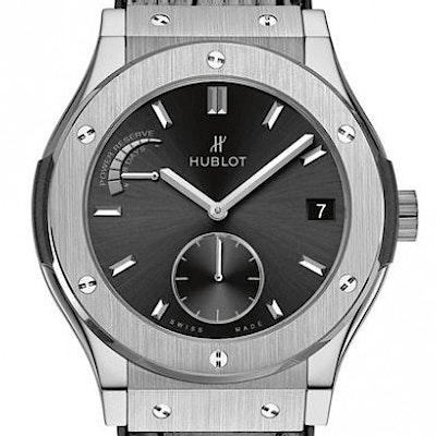Hublot Classic Fusion Black Sunray - 516.NX.1470.LR.1104