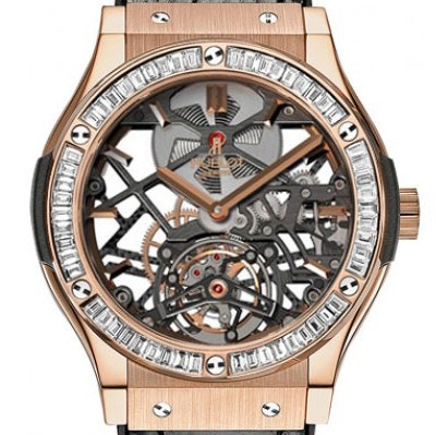 Hublot Classic Fusion Skeleton Tourbillon King - 505.OX.0180.LR.1904