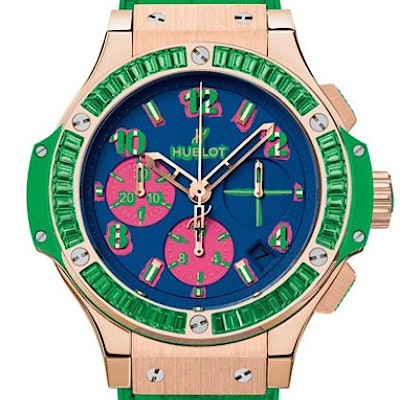 Hublot Big Bang Pop Art - 341.VG.5199.LR.1922.POP14