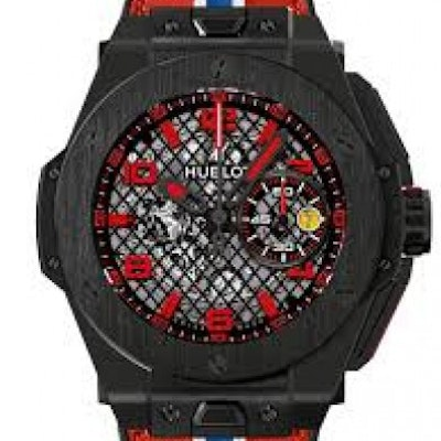 Hublot Big Bang Ferrari Speciale - 401.CX.1123.VR