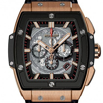Hublot Spirit of Big Bang  - 601.OM.0183.LR