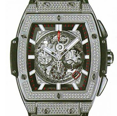 Hublot Spirit of Big Bang  - 601.NX.0173.LR.1704