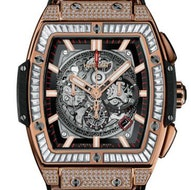 Hublot Spirit Of Big Bang Chronograph  - 601.OX.0183.LR.0904