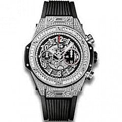 Hublot Big Bang Unico Titanium Jewellery - 411.NX.1170.RX.0904
