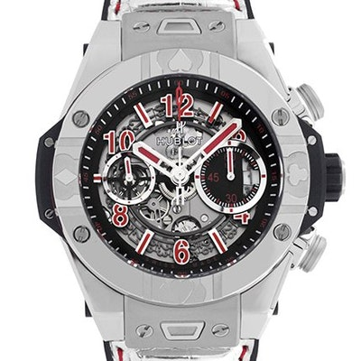 Hublot Big Bang Unico World Poker Tour - 411.SX.1170.LR.WPT15