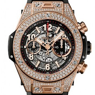 Hublot Big Bang Unico - 411.OX.1180.RX.1704