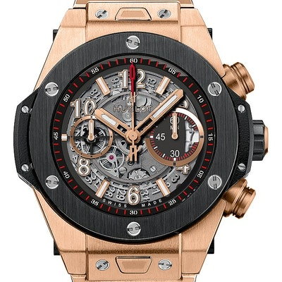 Hublot Big Bang Unico - 411.OM.1180.OM