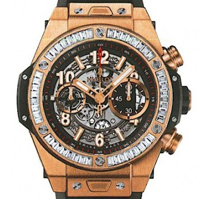 Hublot Big Bang Unico - 411.OX.1180.RX.1904