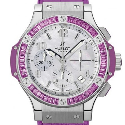 Hublot Big Bang Tutti Frutti Mirror Purple - 341.SV.6010.LR.1905