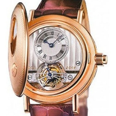 Breguet Classique Complications Tourbillon With Case Cover - 1801BR/12/2W6